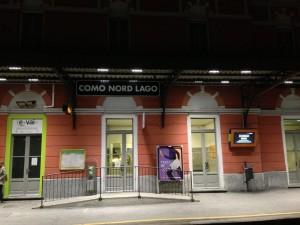 Como Nord Lago Tren İstasyonu