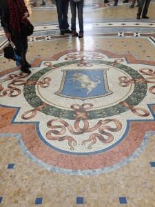 Boğa Mozaiği