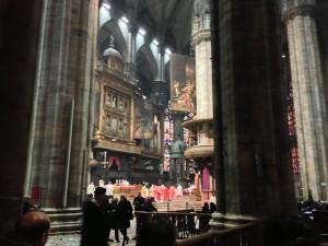 Duomo di Milano-Pazar Ayini