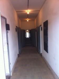 Hapishane Binası-Sağ ve Solda Hücreler
