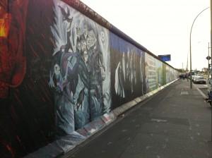 Berlin Duvarı - East Side Gallery