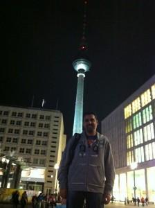 Televizyon Kulesi - Alexanderplatz