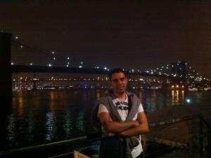 Pier 17'den Brooklyn Köprüsü