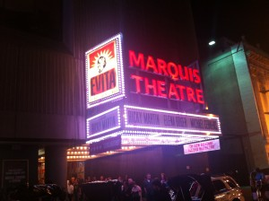 The Marquis Theatre