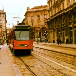 Cordusio Tramvay Durağı