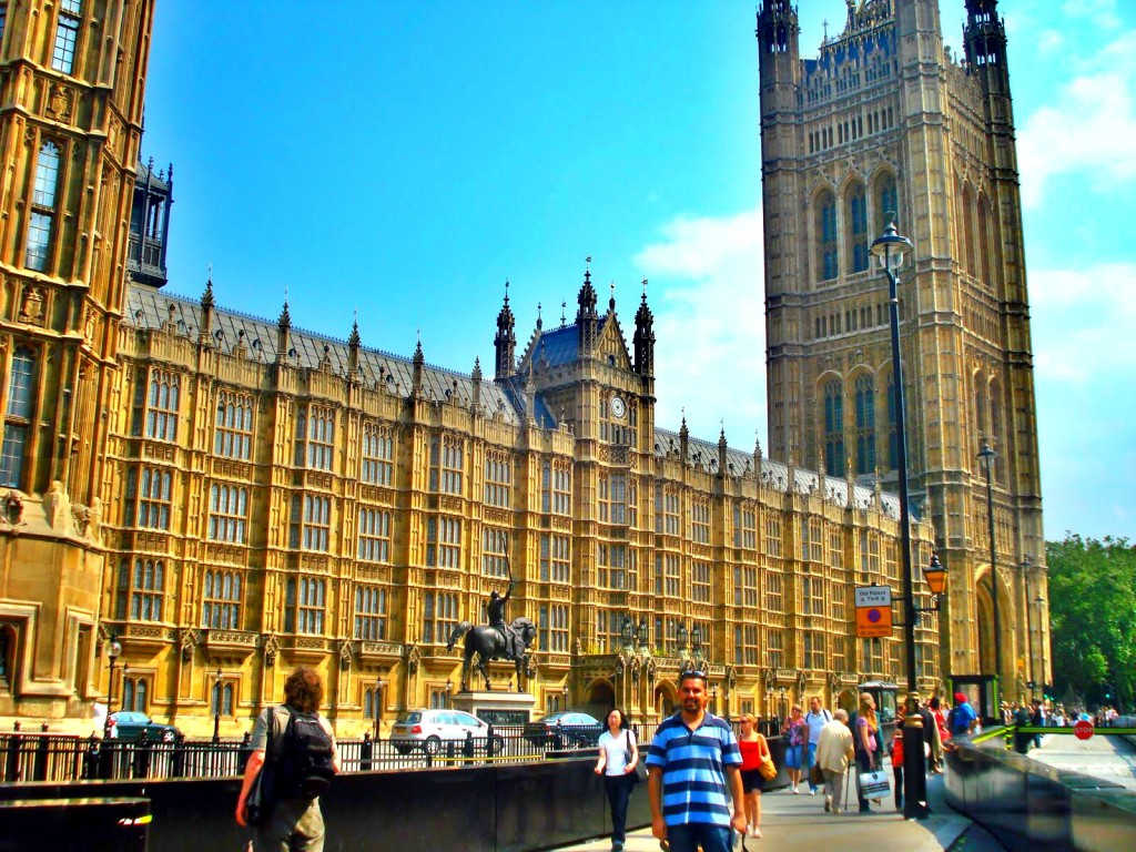 Parlamento Binası(Palace of Westminster)