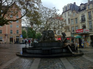 Fontaine Charles Buls