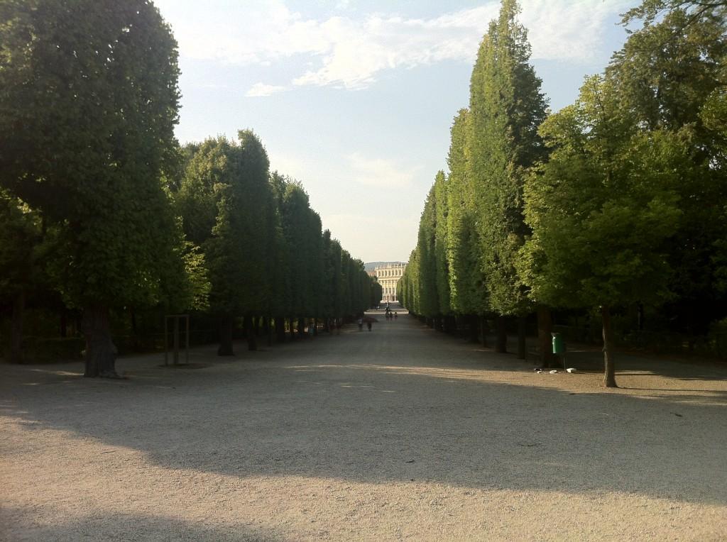 Sarayın Bahçesi
