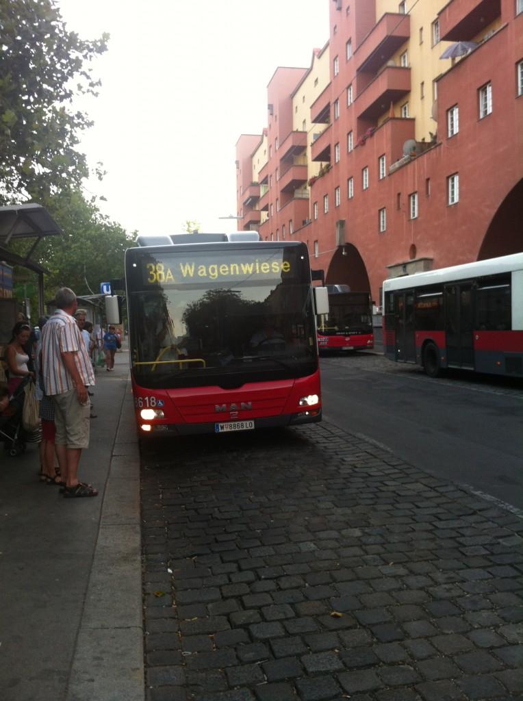 38A Otobüsü