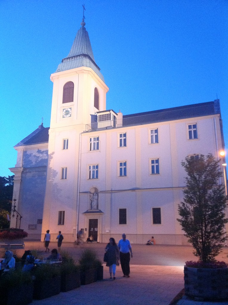 St. Josefskirche Kilisesi