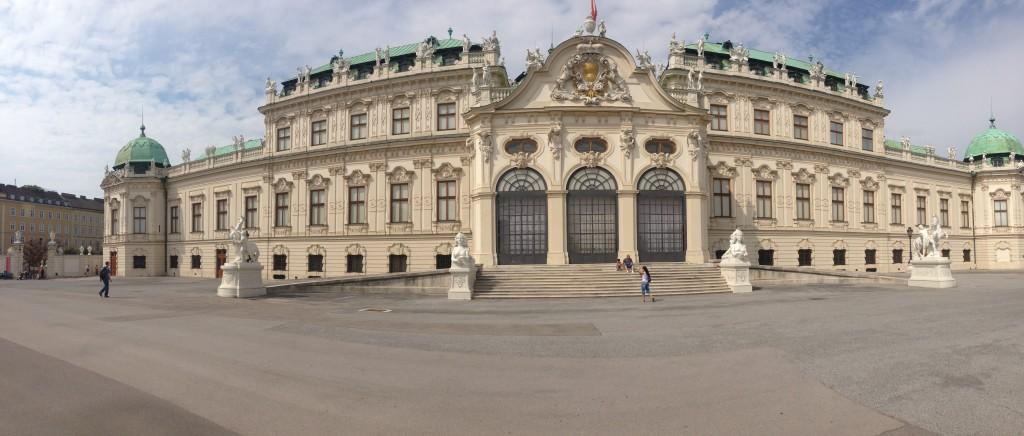 Yukarı Belvedere Sarayı