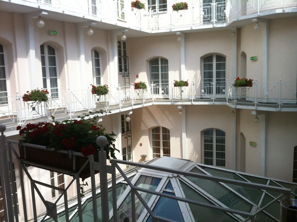 Otelimizin Terası