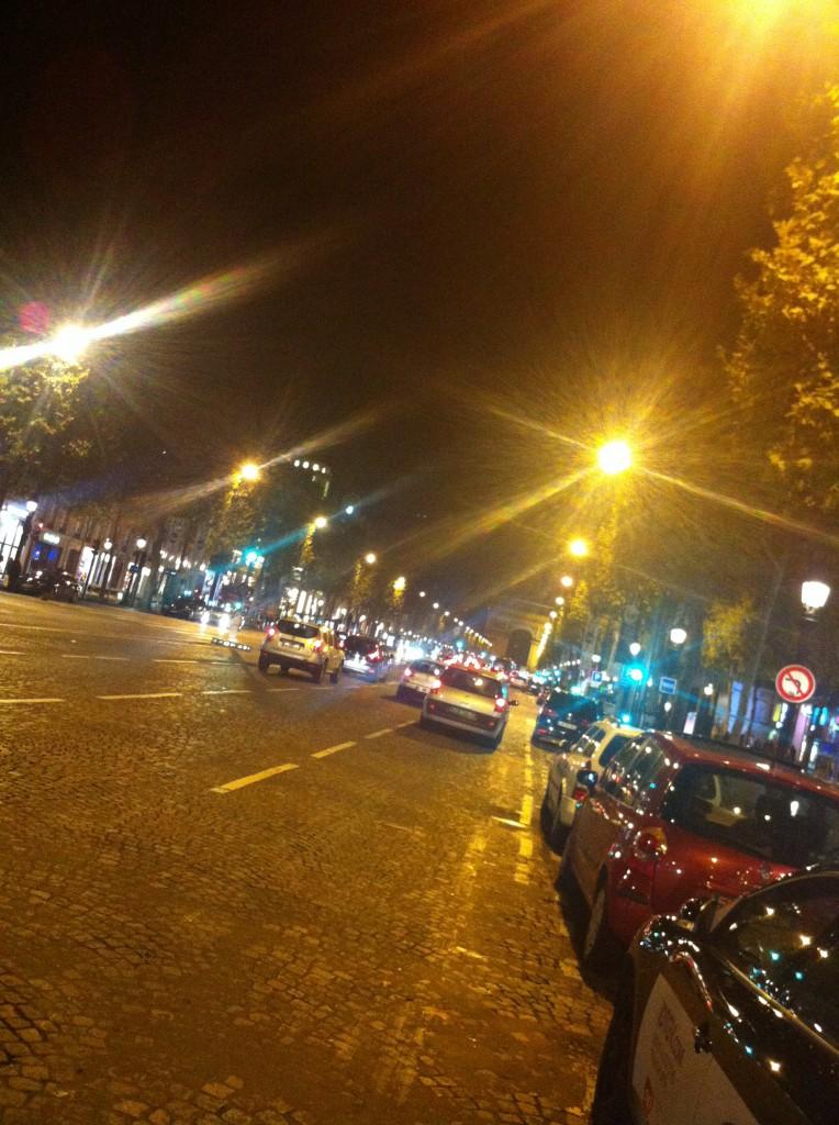 Şanzelize Caddesi