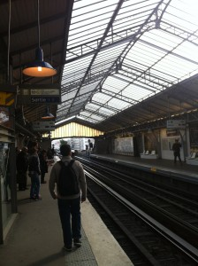 Paris Metrosu