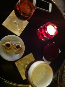 Şarap ve Biramız