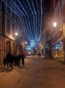 Strazburg Sokakları