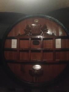 1881 yılına ait şarap