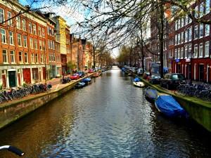 Amsterdam Kanallar