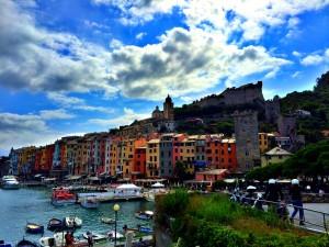Portovenere-Liguria Evleri