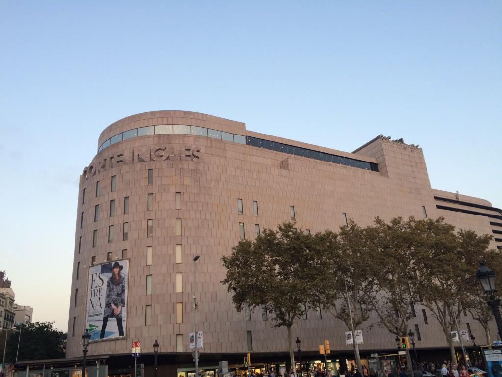 El Corte Inglés Alışveriş Merkezi