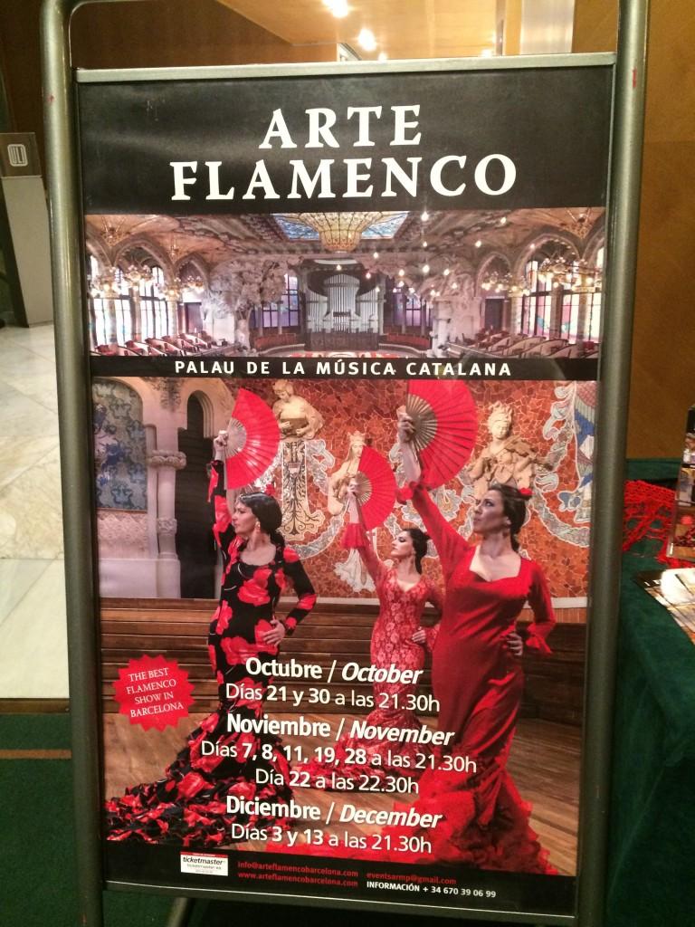Flamenko Gösterisi