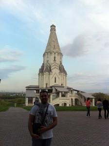 Kolomenskaya(Коло́менское) Parkı