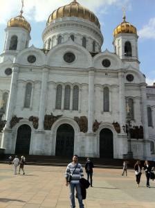 Kurtarıcı İsa Kilisesi(Храм Христа Спасителя)