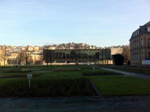 Schlossgarten(Saray Bahçesi)