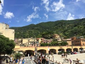Monterosso al Mare Köy Merkezi