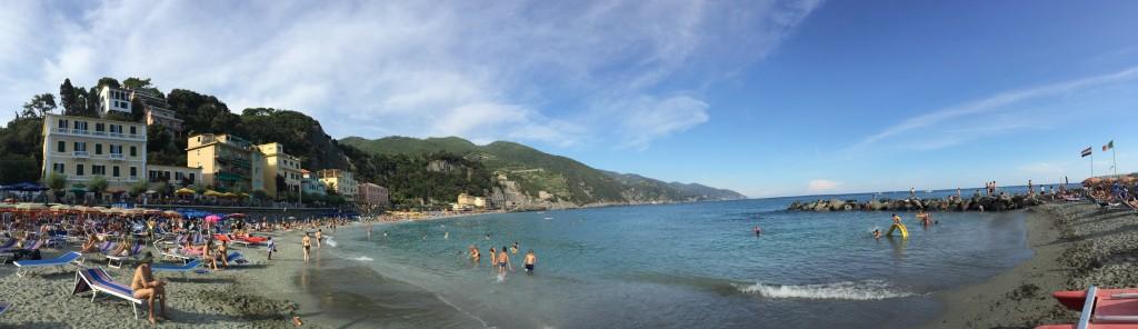 Monterosso al Mare Plajı