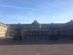 Neue Schloss(Yeni Saray)