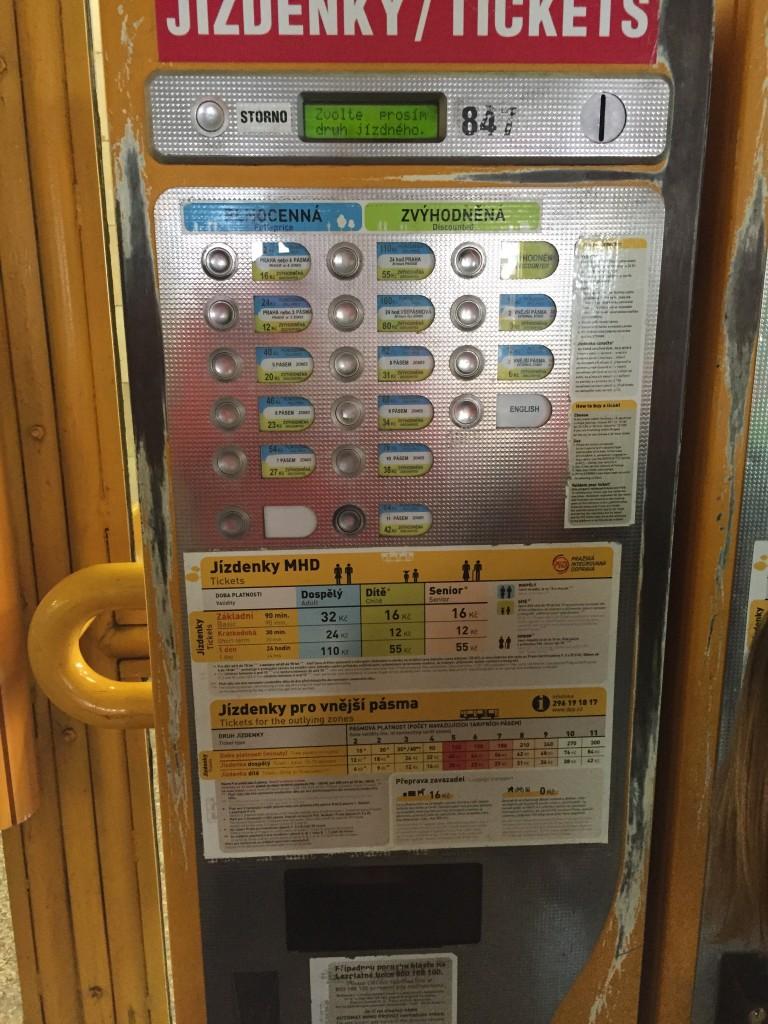 Bilet Makinaları