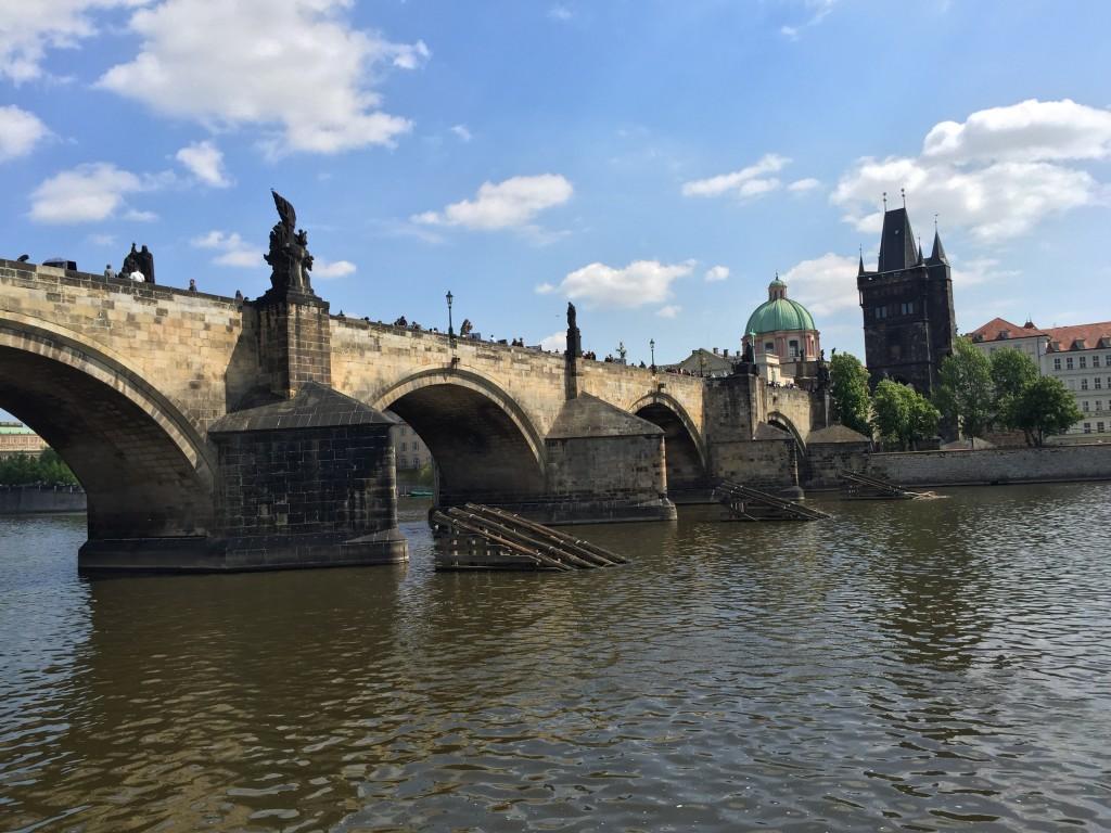 Karl(Charles) Köprüsü