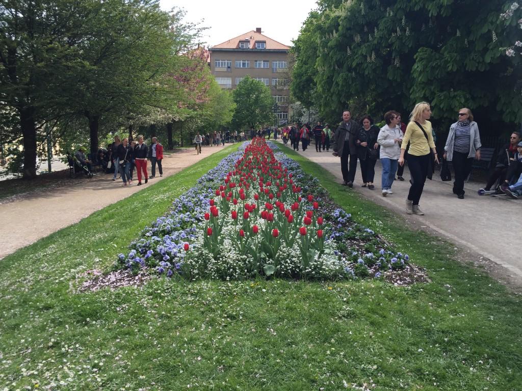 Petrin Parkı