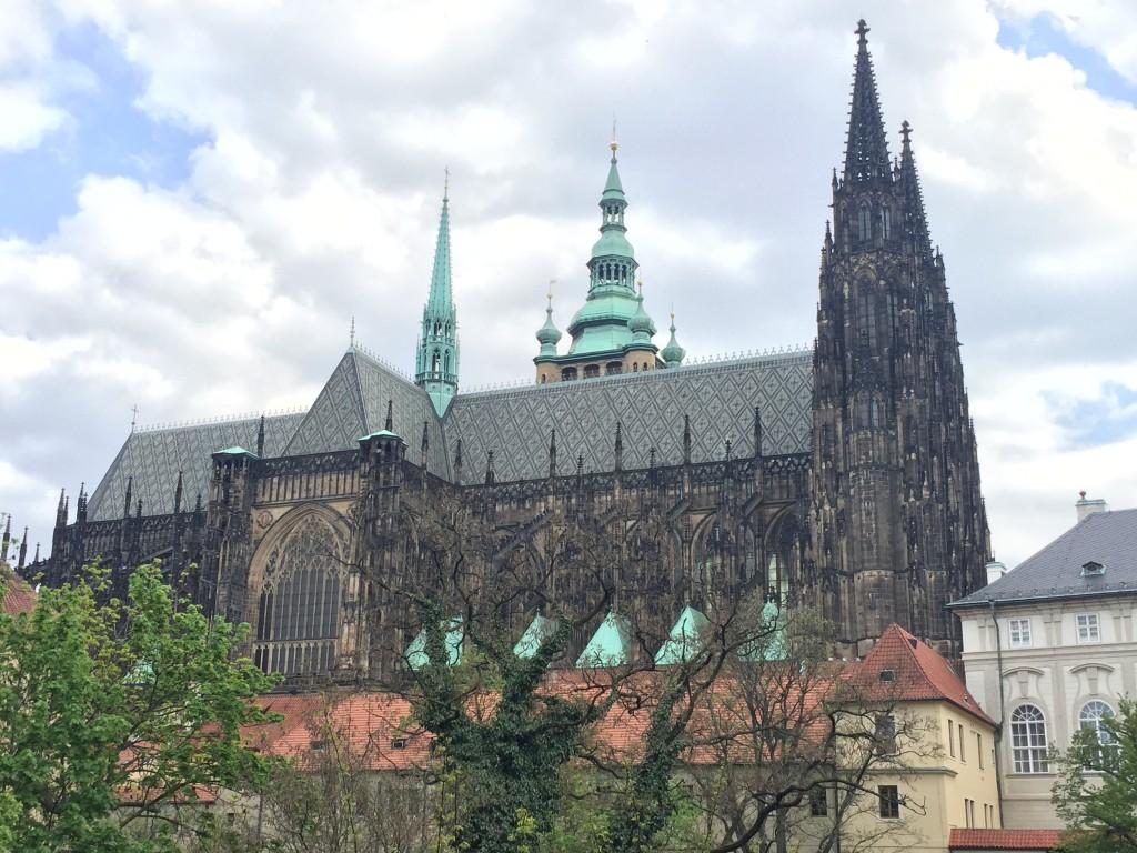 St. Vitus Katedrali(Katedrála Sv. Víta)