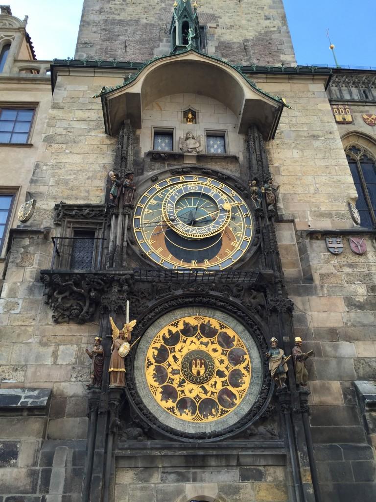 Astronomik Saat (Pražský orloj)