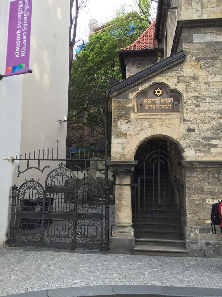 Yahudi Mezarlığı