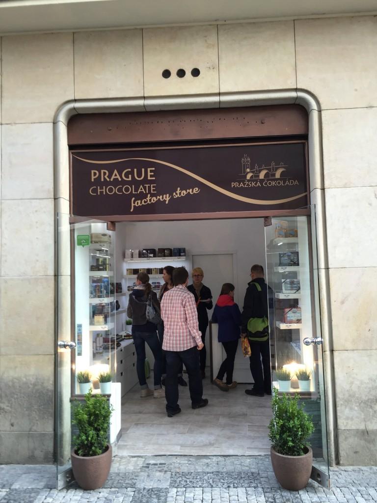Prague Chocolate