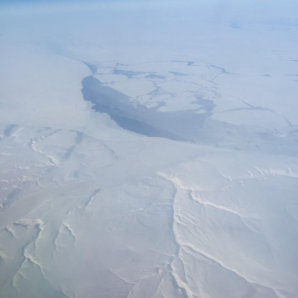 Yolculuk sırasında çektiğimiz fotoğraf-Kuzey Buz Denizi
