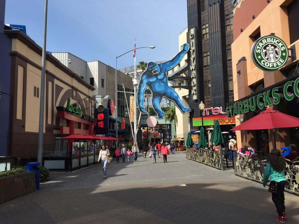 Universal City Plaza