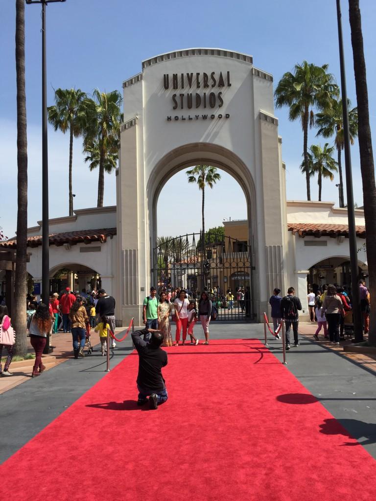Universal Studios Giriş Kapısı