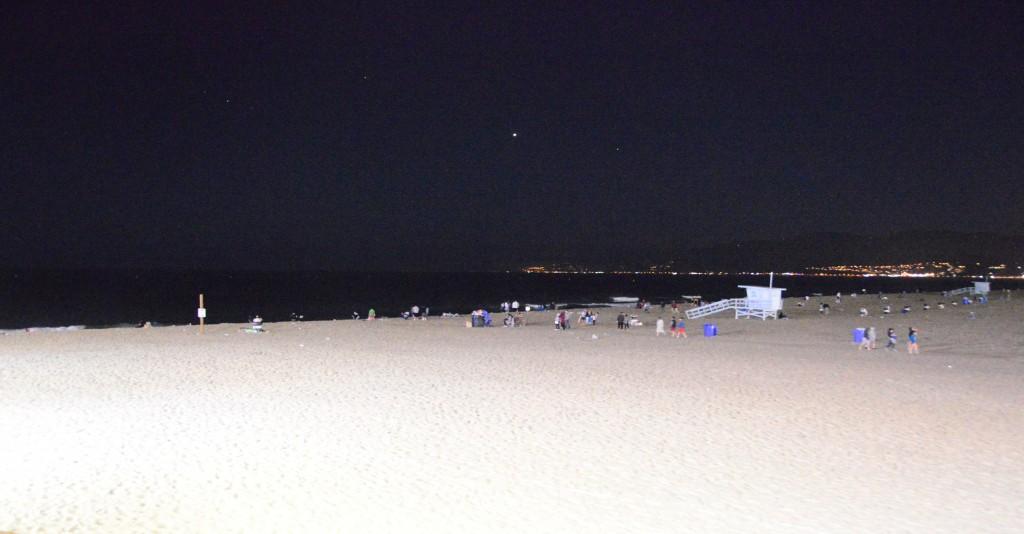 Santa Monica Beach(Plajı)