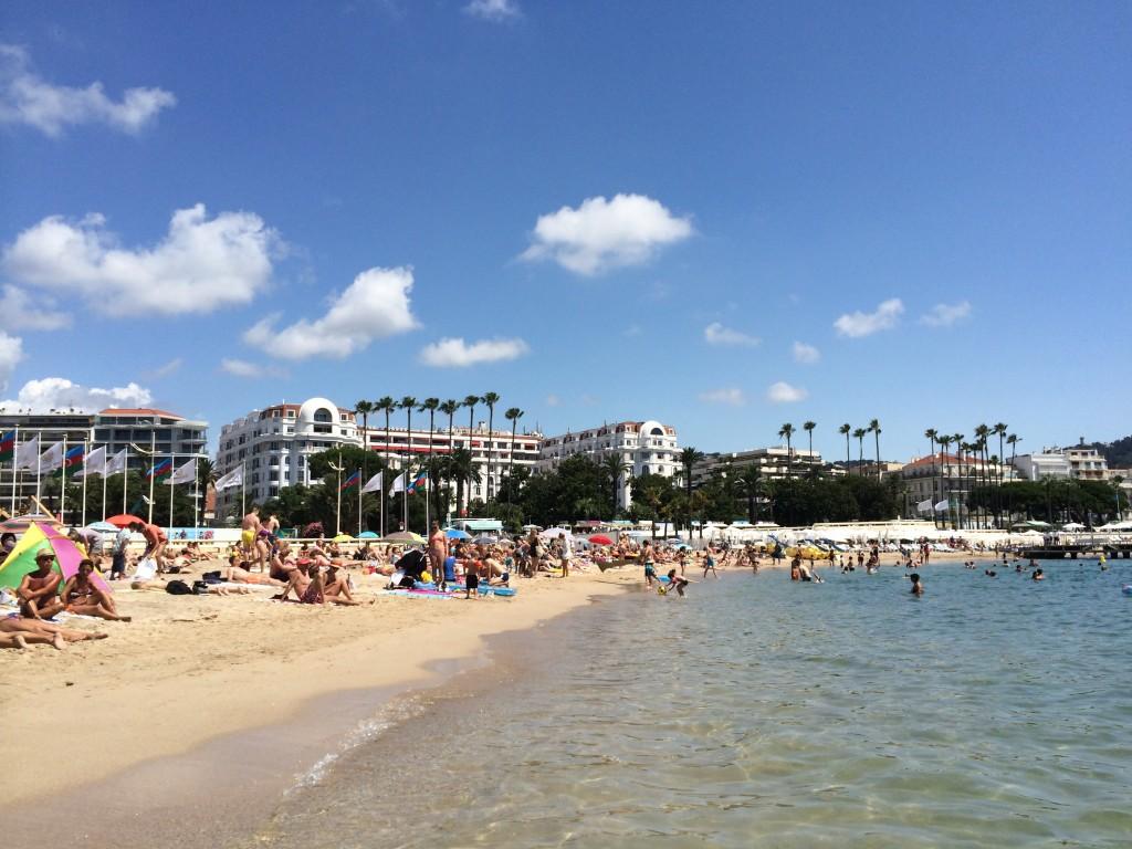Cannes Plajı