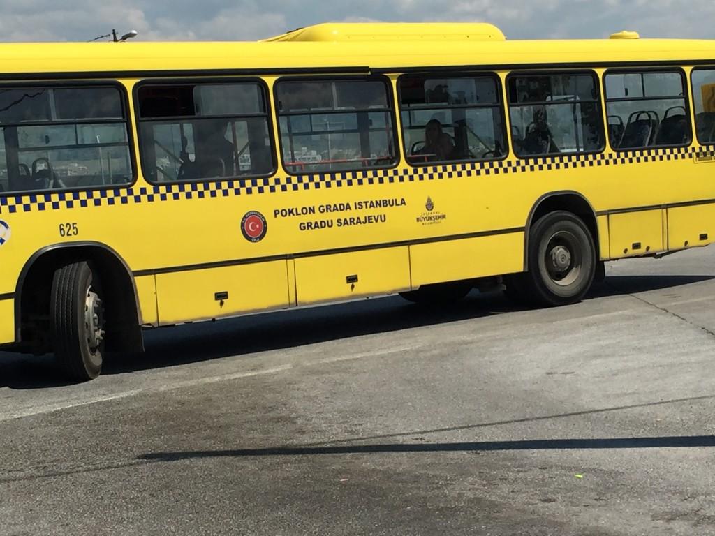 Belediye Otobüsleri