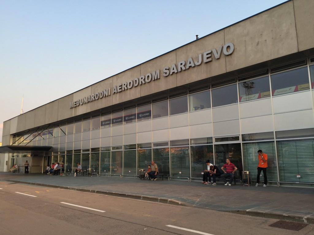 Saraybosna Havaalanı