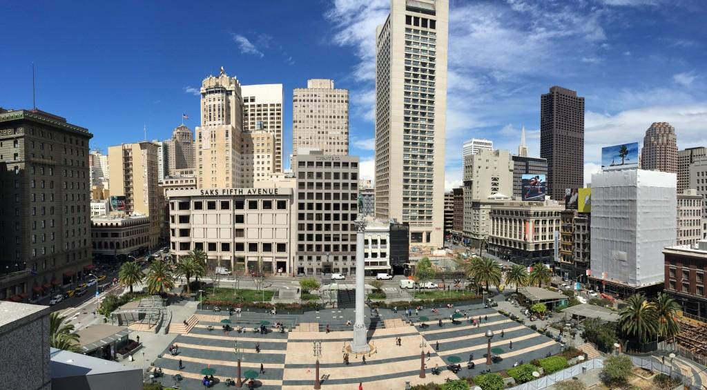 Union Meydanı (Union Square)