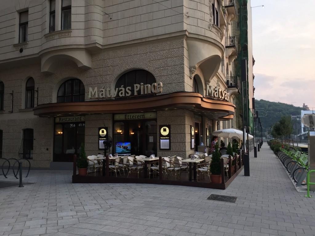 Mátyás Pince