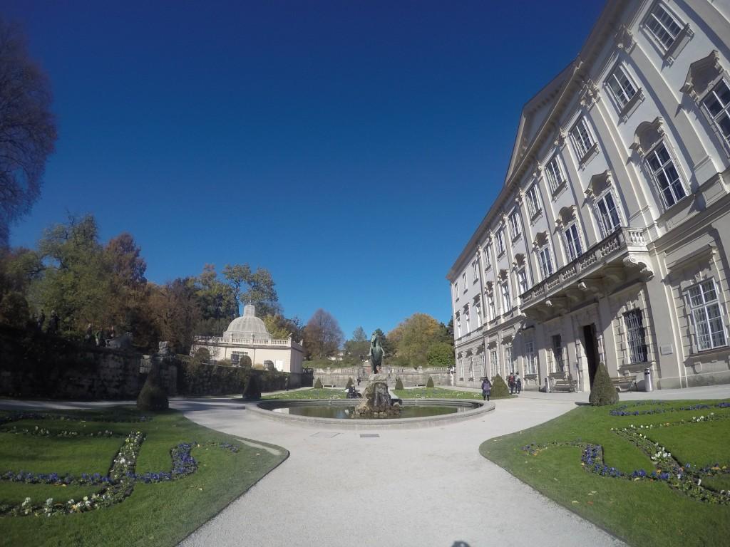 Mirabell Sarayı(Schloss Mirabell)