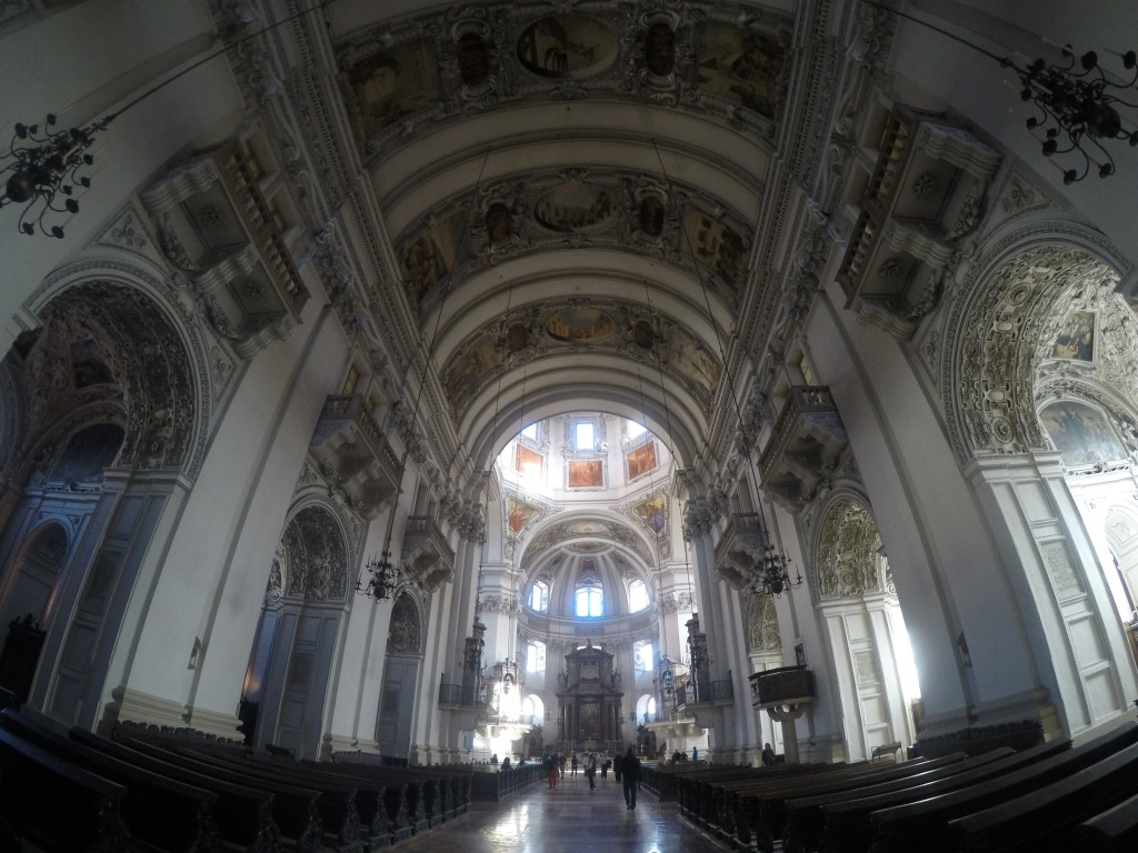 Salzburg Katedrali(Dom zu Salzburg)