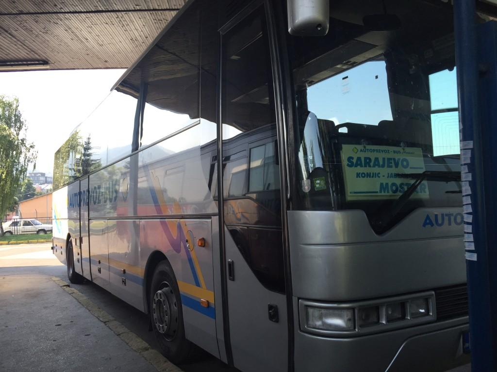 Mostar Otobüsü
